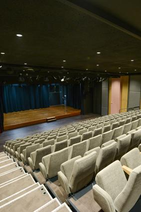 Theater en congreszalen