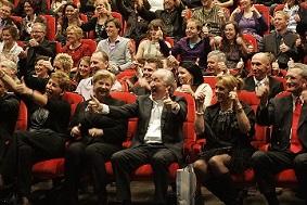 Theaterfestival arrangement