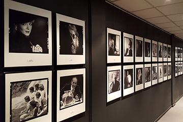 kunst, foto's, expositie