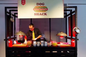 Spant Food concept Food market