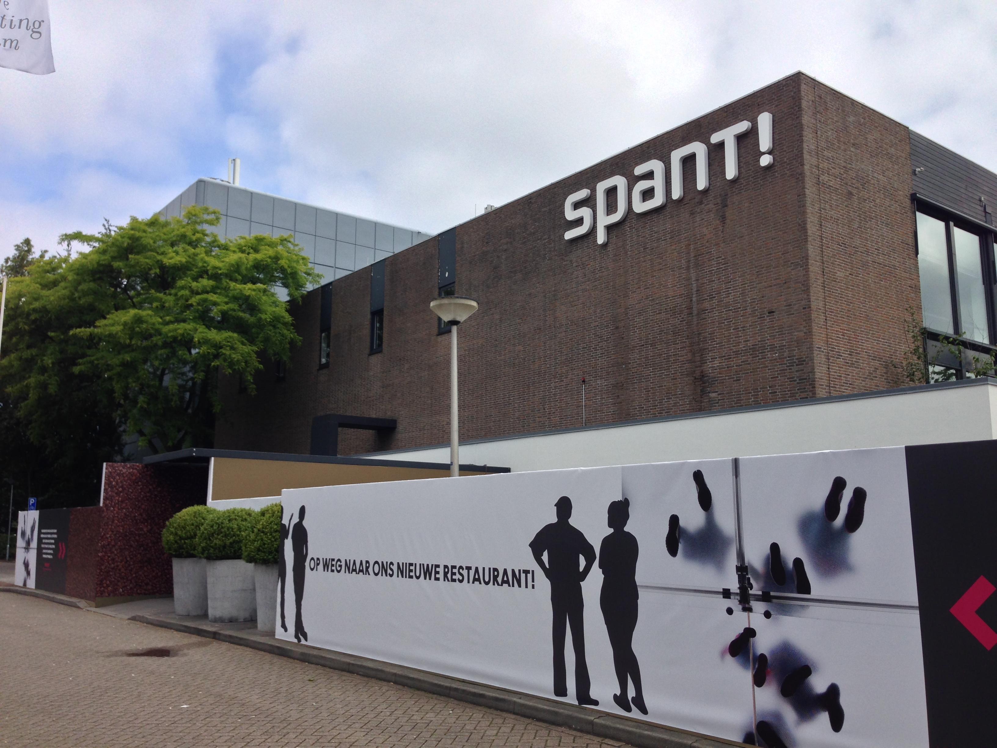 Wand Buitenkant Spant