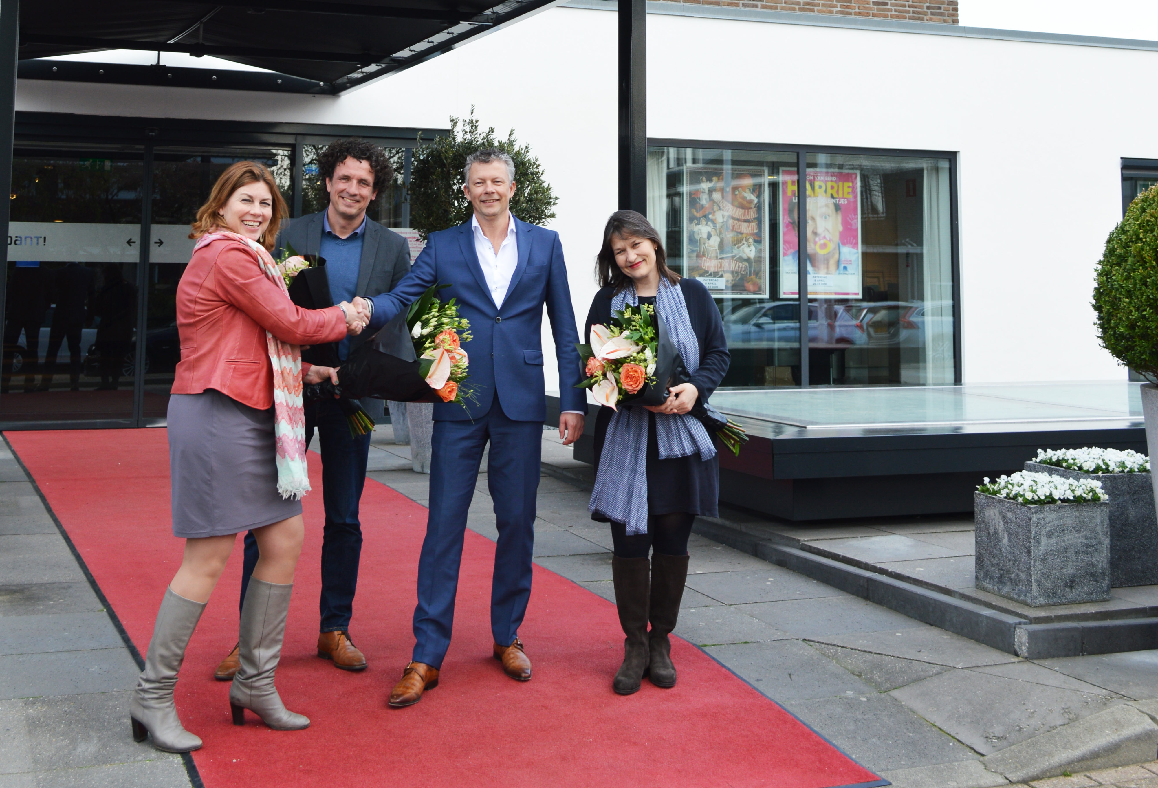 culturele samenwerking Grote Kerk Naarden Muiderslot Spant