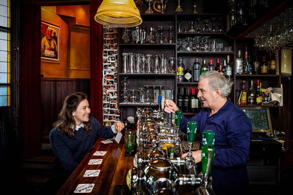 Interview Huub Stapel en Anne van der Burg
