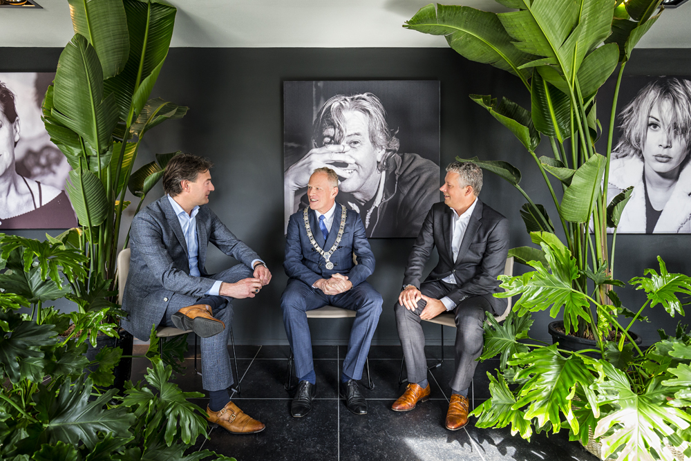Interview Burgemeester - Spant Congrescentrum