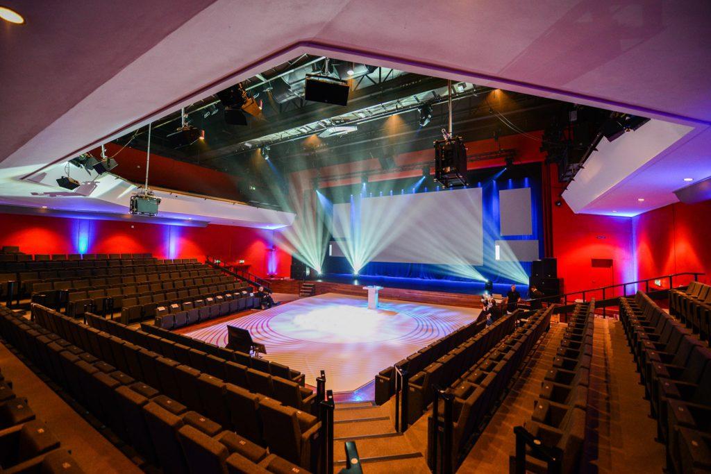 Congreslocatie Utrecht arena