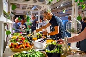 Evenement Midden Nederland catering
