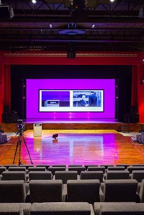 Podium één symposium en congreszaal