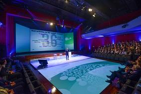 Congreszaal evenement organiseren 275-750 personen