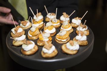 Evenementenlocatie Amsterdam eigen keukenbrigade