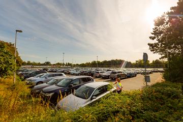 Evenementenlocatie Amsterdam gratis parkeren