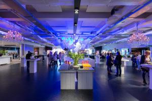 Evenementenlocatie Utrecht blauw