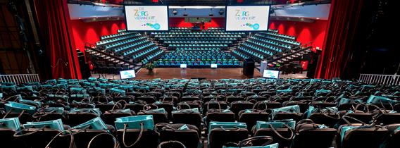 Events en Evenementen Midden Nederland theater locatie