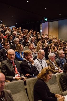 Symposium organiseren 100-275 personen audience