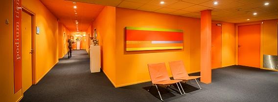 Symposium organiseren 100-275 personen oranje