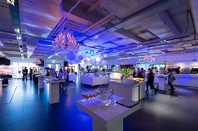 Symposium organiseren 750-1000 foyer