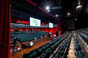 Symposium organiseren 750-1000 zaal