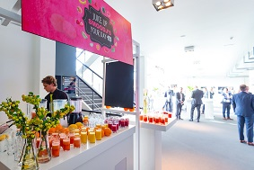congrescentrum amsterdam food