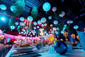 evenement organiseren kerst borrel