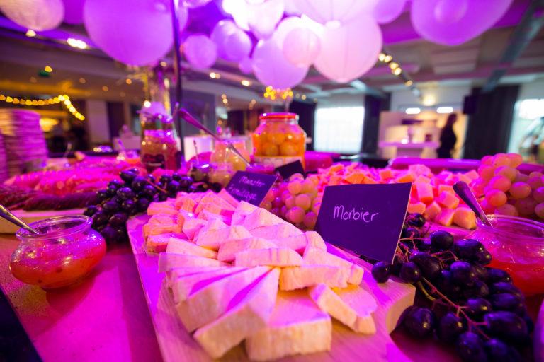 Evenementenlocatie Midden Nederland food