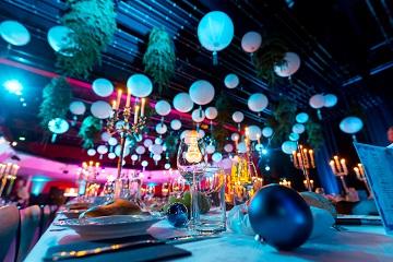 Evenementenlocatie Midden Nederland kerst feest