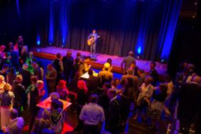 Evenementenlocatie Utrecht optreden