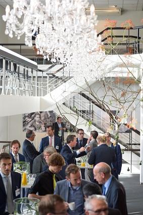 vergaderlocatie midden nederland foyer